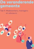 Voorkant medewerkers managers adviseurs